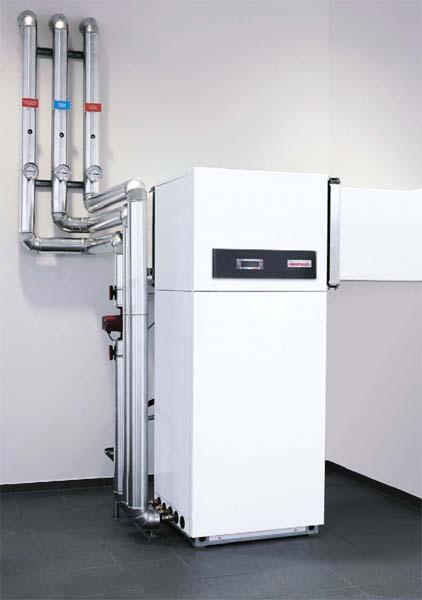 Le pompe di calore aria acqua for Costo pompa di calore aria acqua